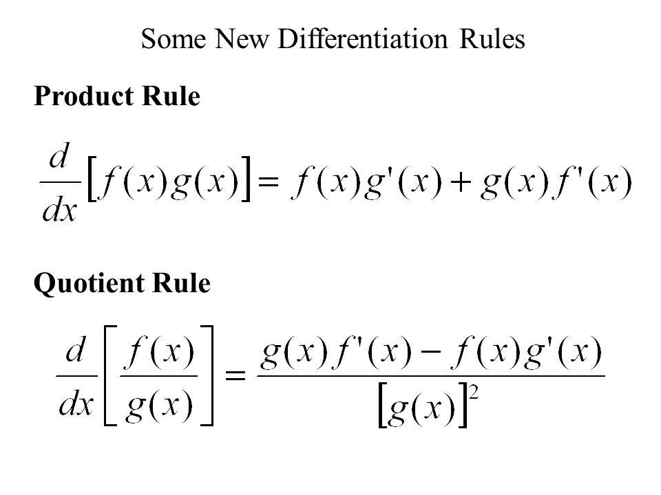 Quotient Rule Integration